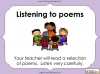 Using the Senses (KS1 Poetry Unit) Teaching Resources (slide 4/59)